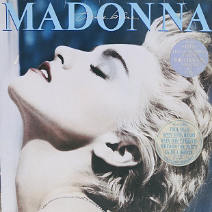 Madonna ‎– True Blue LP 1986 Sire Records Company