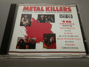 Metal Killers - Black Sabbath, U.F.O., Motörhead, Saxon...