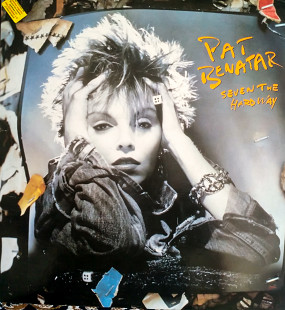 Pat Benatar Seven The Hard Way(Chrysalis)