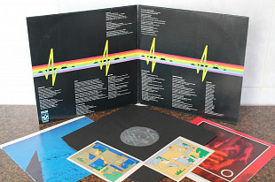 Pink Floyd - The Dark Side Of The Moon, 1973, France