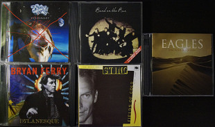 Sting / Eagles / Bryan Ferry / McCarthey