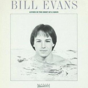 BILL EVANS (Sax)(with Mark Egan, Danny Gothlieb…) Living In The Crest Of A Wave 1984 USA Elektra EX+\