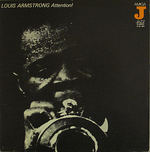 Louis Armstrong ‎– Attention!