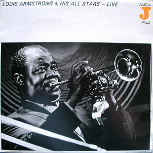 Louis Armstrong And His All-Stars ‎– Live
