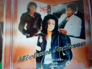 Michael Jackson .thriller/bad 1982.1987epic