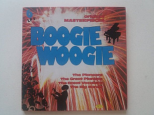 LP-Box (6LPs) Boogie Woogie (Original Masterpieces)