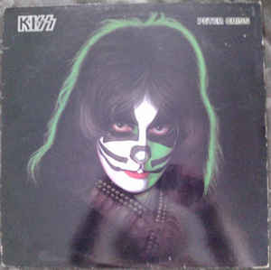 KISS Peter Criss 1978 France Casablanca EX+\NM-
