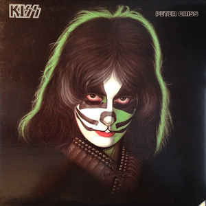KISS Peter Criss 1978 USA Casablanca EX\NM- OIS