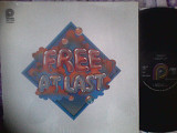 Free ‎\ Free At Last NM 1972 USA