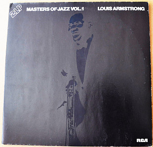 Louis Armstrong ‎– Masters Of Jazz Vol.1 (2LP)
