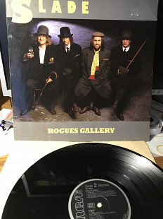 "Пластинка Slade ‎"" Rogues Gallery """