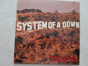 SYSTEM OF A DOWN - TOXITY