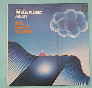 The Alan Parsons Project ‎– The Best Of 1986 / Мелодия ‎– С60 24733 006