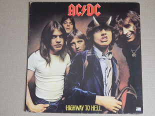 AC/DC ‎– Highway To Hell (Atlantic ‎– ATL 50 628, Germany) EX+/EX+