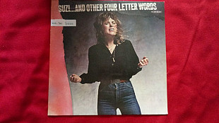 Suzi Quatro-Suzi and other four latters words