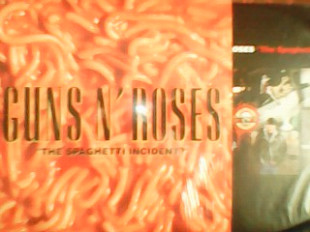 GUNS n ROSES-Spagetti Incedent./made in Holland./ LP.
