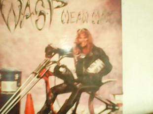 WASP-Mean Man./made in Holland./-ЕР. 1989.