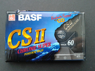 BASF CSII Chrome Super 60 (2шт)
