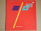 Electric Light Orchestra ‎– Balance Of Power (Jet Records ‎– JET 26467, Holland) insert NM-/NM-