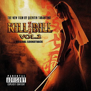 Various ‎– Kill Bill Vol.2 (Original Soundtrack)