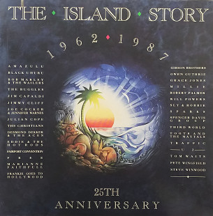 The Island Story 25 th Anniversary 2 LP 1962-1987