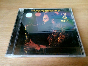 GROVER WADHINGTON, JR - Live At The Bijou