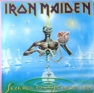Iron Maiden ‎– Seventh Son Of A Seventh Son LP NM\NM 450 грн.