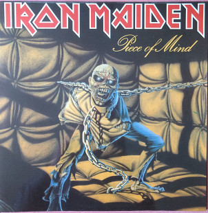 Iron Maiden - Piece Of Mind LP Gala Records NM\NM 450грн.