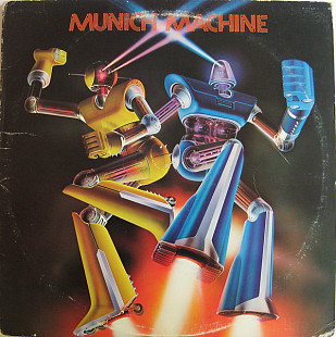 MUNICH MACHINE (Giorgio Moroder) Munich Machine 1977 USA Casablanca EX\NM-