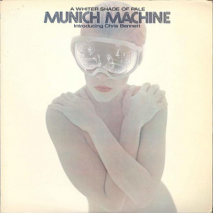 MUNICH MACHINE (Giorgio Moroder) A Whiter Shade Of Pale 1978 USA Casablanca EX\NM