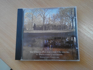 CD The Odessa Philharmonic Orchestra At Princeton University (USA)