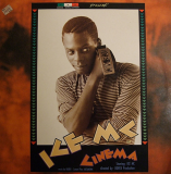 ICE MC - Cinema (1990) NM-/NM-