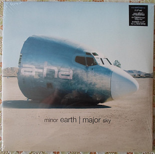 "A-HA ""Minor Earth 