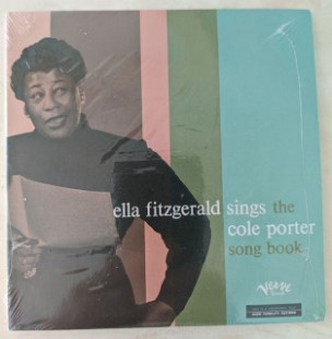 SACD: Ella Fitzgerald ‎– Sings The Cole Porter Song Book