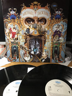 "Пластинка Michael Jackson "" Dangerous "" 2LP"
