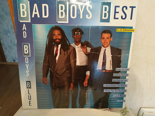 BAD BOYS BLUE BEST LP