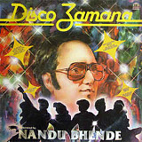 NANDU BHENDE ( Disco, Bollywood) Disco Zamana 1985 India HMV EX\NM-