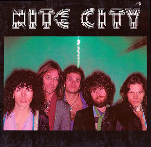 NITE CITY ( Ray Manzarek ex-Doors) Nite City 1977 Ger 20 th Century NM-\NM
