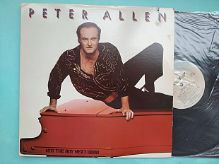 Peter Allen ‎– Not The Boy Next Door 1983 / Arista ‎– AL 9613 , usa