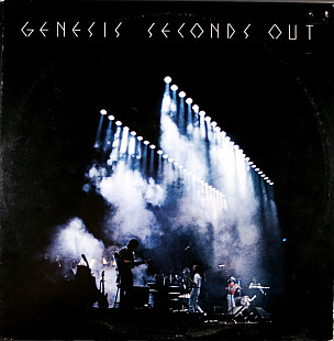Genesis - Seconds Out (2xLP, Album)