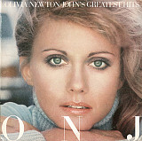OLIVIA NEWTON-JOHN Greatest Hits 1976 UK EMI EX+\NM- GF