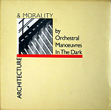 OMD Architecture & Morality 1981 Ger DinDisc NM-\EX+ OIS\Gimmick