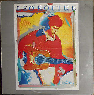 Leo Kottke ‎– Leo Kottke (1976)(made in UK)