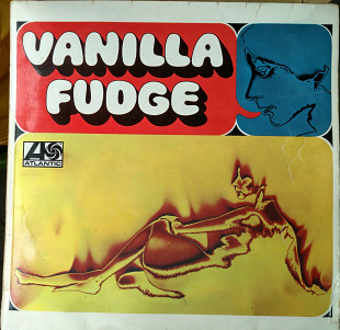Vanilla Fudge 1967 (UK Red Plum Labels 1st Press) [VG]