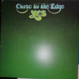 "Yes ""Close to the edge"" LP England original"