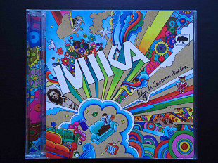 CD диск Mika - Life in Cartoon Motion