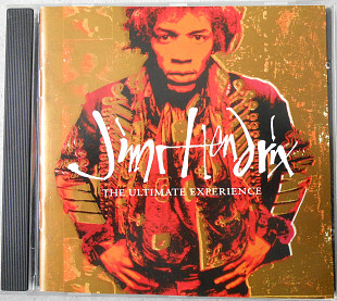 Jimi Hendrix ‎– The Ultimate Experience (фирменный)