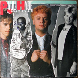 Paul Hyde And The Payolas ‎– Here's The World For Ya (1985)( made in Germany)
