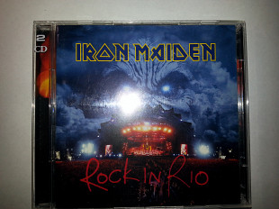 Iron Maiden - Rock In Rio (Live) 2CD