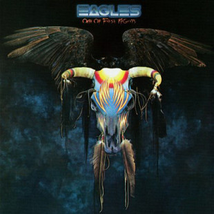 EAGLES One Of These Nights 1975 Can Asylum EX+\EX+(+) OIS\Embossed